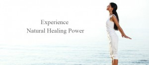 Experience natural healing power