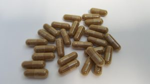 pill and capsules type Chinese herb