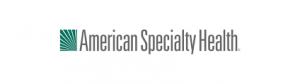 American Specialty Health Provider